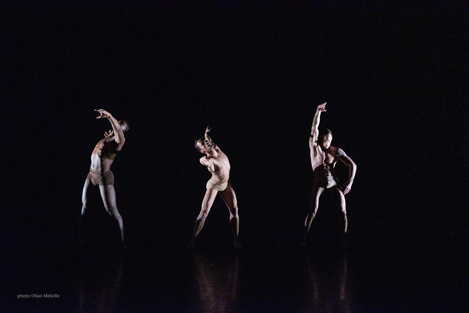 Contemporary choreographer